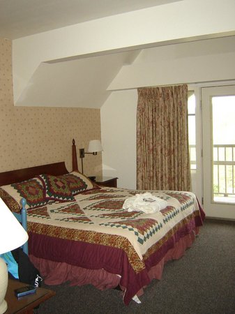 Killington Mountain Lodge: My Room