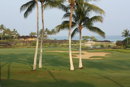 Four Seasons Resort Hualalai: Oceanview