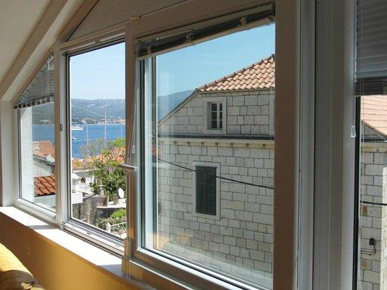 Apartments Keti: A1 Living room view
