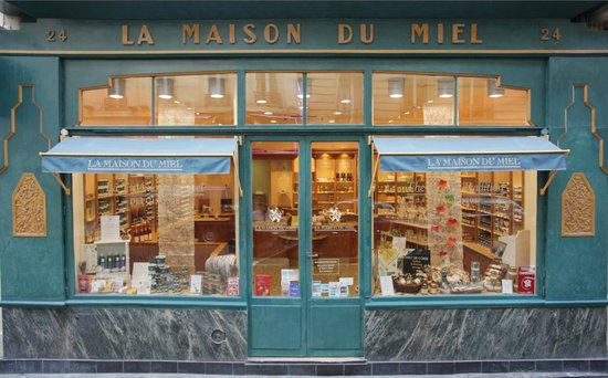 la maison du miel paris france top tips before you go with photos tripadvisor. Black Bedroom Furniture Sets. Home Design Ideas