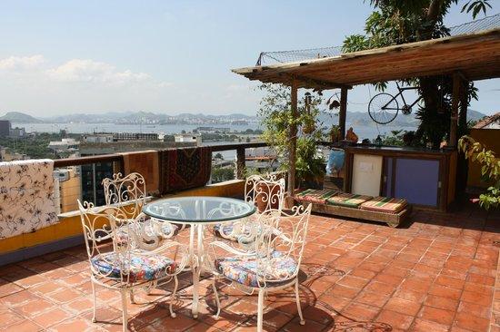 Casa da Carmen e do Fernando: terrazza