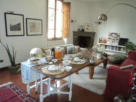 Casa di Mina: sunny morning :)