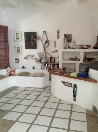 Posada Mediterráneo: Reception