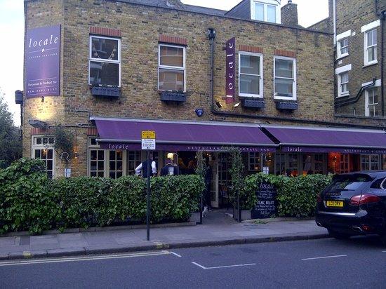 Locale - Fulham: Exterior