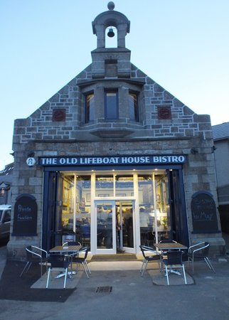 ‪The Old Lifeboat House Bistro‬