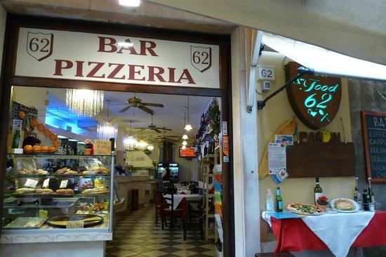 bar & food 62