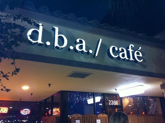 写真DBA Cafe枚