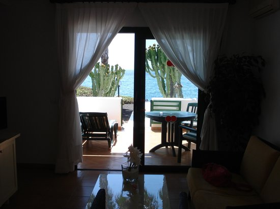 Bungalows Velazquez : View from sitting room