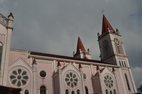 Our Lady of Atonement Cathedral: church