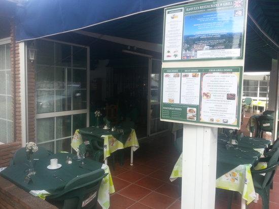 Raquets: Great Restaurant !