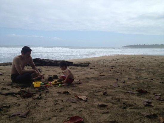 Almendros y Corales: playa