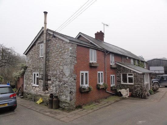 Cwm Llwynog House