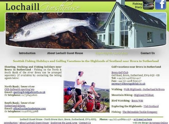 Lochaill Guesthouse: LOCHAILL GUEST HOUSE