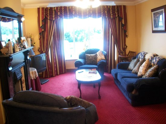 Seashore Lodge : Sitting Room