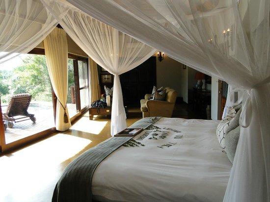 Lion Sands - Tinga Lodge: Suite