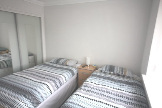 Lochaill Guesthouse: TWIN BEDROOM