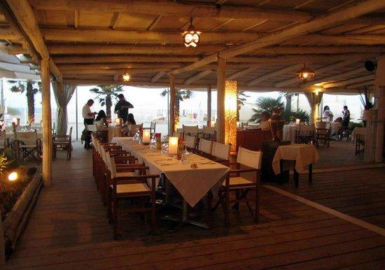 ristorante bis - Foto di Bagno Mio Capitano, Marina di Ravenna ...