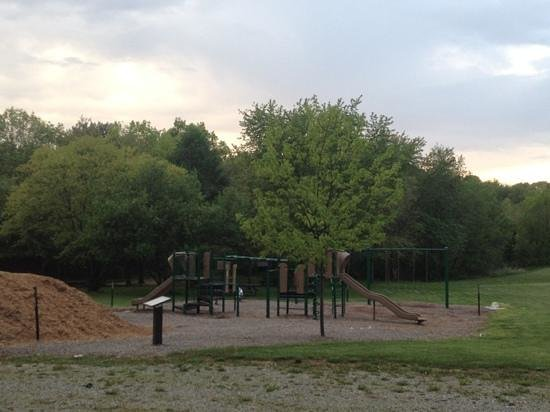 Codorus State Park: great play area for the kids