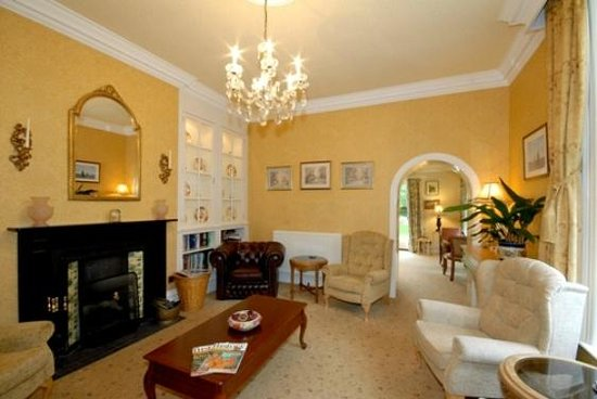 Marton Grange Country House: Main guest lounge