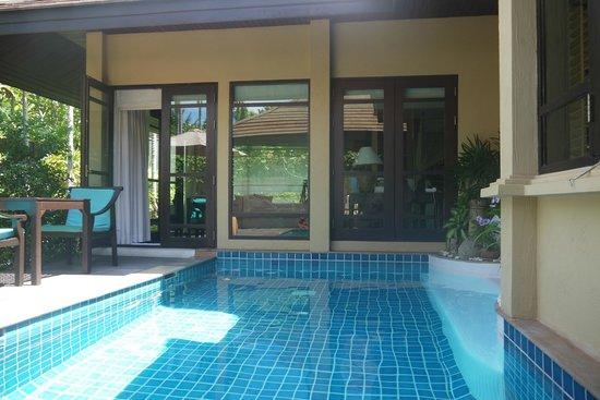 Bo Phut Resort & Spa: Villa from pool