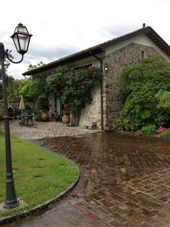 Villa Domus Magna: Annexe - 2 dble bedrooms suite