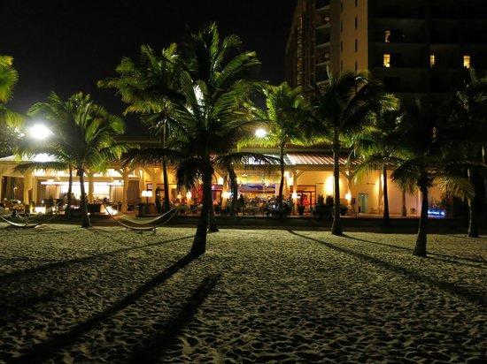 The beautiful Sirena Restaurant