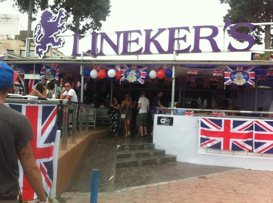 ‪Linekers Bar‬
