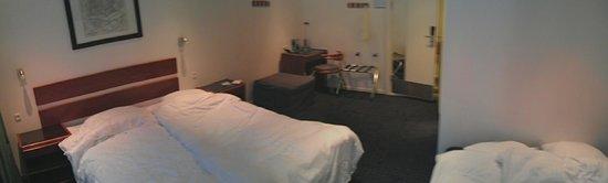 Hotel Ansgar: Stanza 4 persone