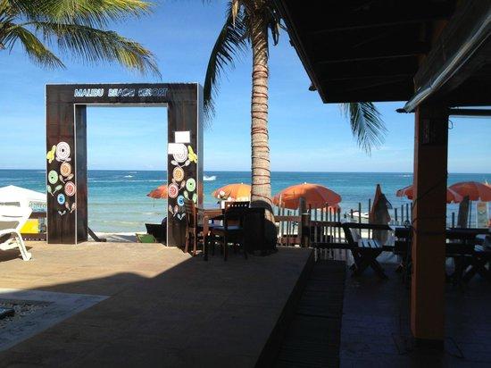 Malibu Koh Samui Resort & Beach Club: view from the pool