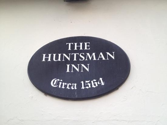 Huntsman Inn: Huntsman front