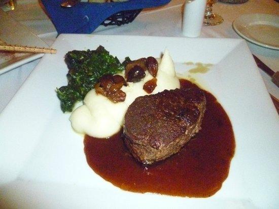Agua Restaurant & Lounge: Filet Mignon