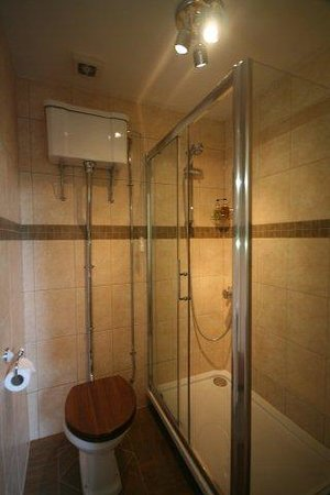 Carrick Lodge Guest House: New bathroom