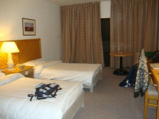 Petra Panorama Hotel: Quarto