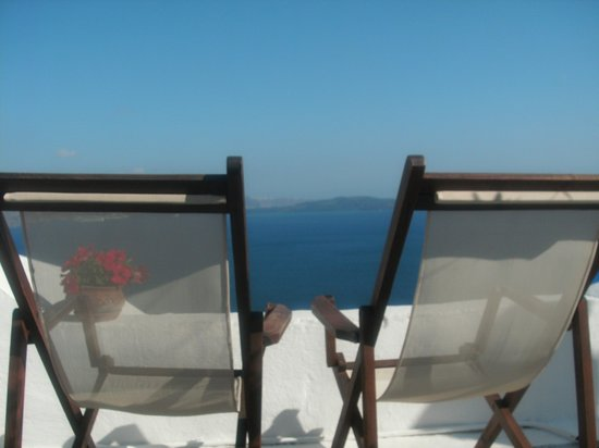 Chelidonia Villas: What a view!