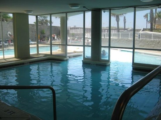 Seacrest Condos Indoor Outdoor Swimming Pool