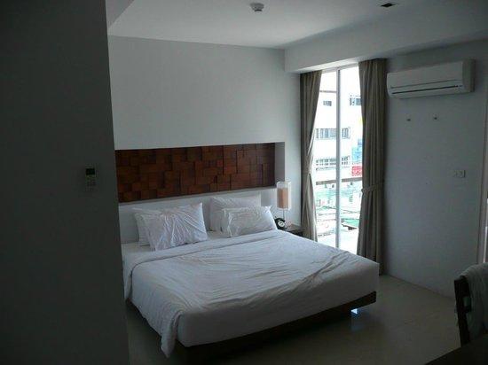 The Album Hotel: vue exterieure