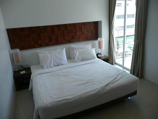 The Album Hotel: vue extérieure