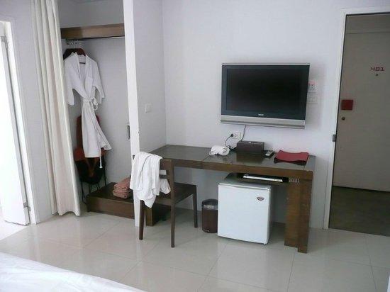 The Album Hotel : l'une des chambres