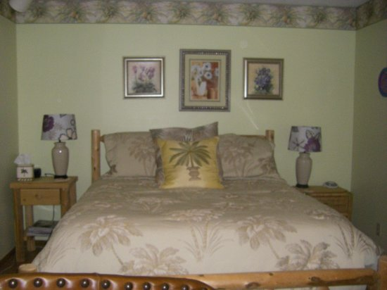 Su Casa Bed and Breakfast: The most comfortable bed