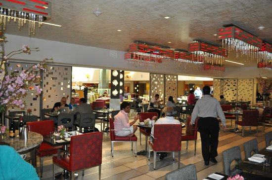 New York Marriott Marquis: Restaurant