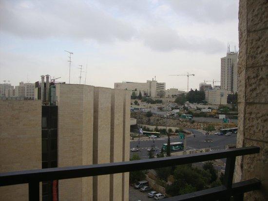 Jerusalem Gardens Hotel & Spa : Vista do Apartamento