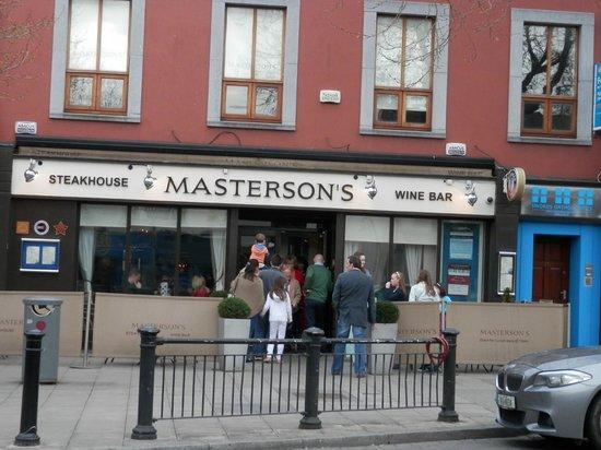 Masterson's Steak House & Wine Bar: Masterson's
