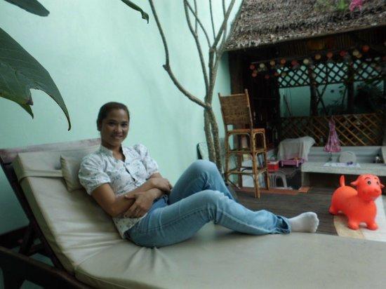 Siem Reap Riverside: un peu de repos mérité