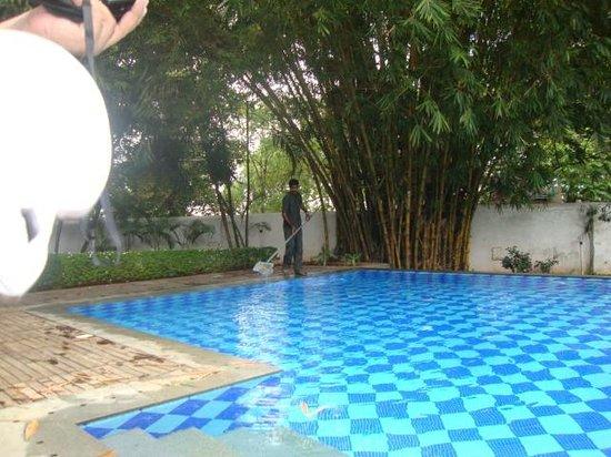Neemrana's Tower House : Swimming ppol