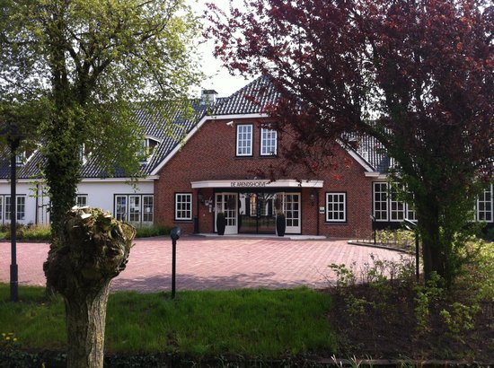 De Arendshoeve - Hotel & Restaurant: View of the main entrance