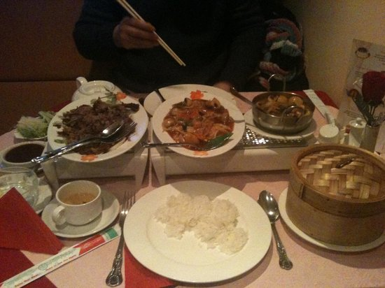 The Golden Mountain Chinese Restaurant: Best quality food and service