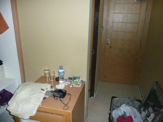Aspery Hotel: peu de place pour se retourner