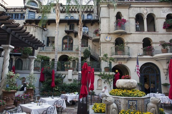 The Mission Inn Hotel and Spa : hotel