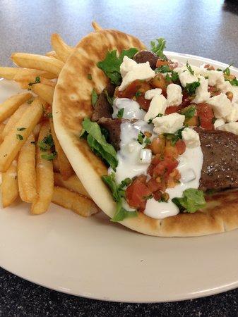 Basila's: Gyros and Fries