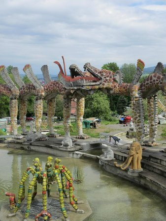 Skulpturenpark Bruno Weber